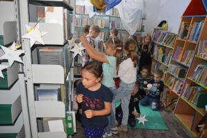 Noc Bibliotek w Tąpkowicach - 2019