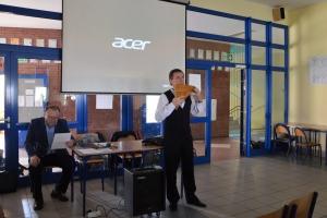 Spotkanie autorskie Oleg Dowgal - 2017