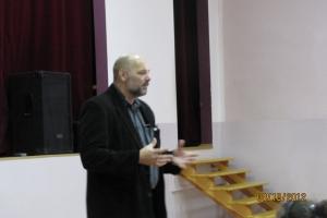 Spotkanie z p. Kazimierzem Szymeczko - 2012