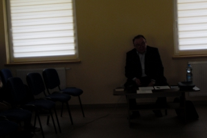Spotkanie z Romanem Pankiewiczem - 2018