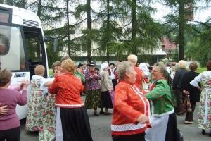 42 Wojewódzki Przegląd Wiejskich Zespołów Artystycznych BRENNA 2009