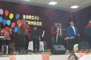 BABSKI COMBER 2011
