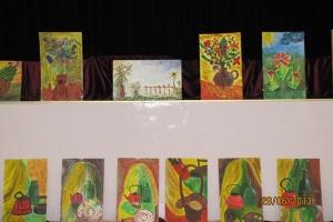 Barwne inspiracje - wystawa