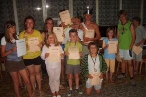 Bieszczady Myczkowce 2009