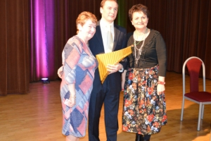 Dzień Kobiet koncert Olega Dowgala