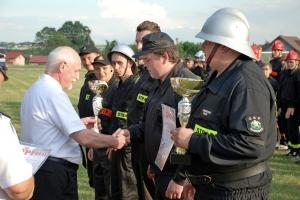 Gminne zawody sportowo pożarnicze 2016
