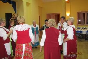 Jubileusz 50-lecia Koła Gospodyń Wiejskich w Ossach