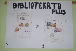 Konkurs plastyczny Biblioteka to Plus