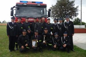 Miejsko-Gminne zawody sportowo-pożarnicze