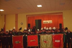 Poświęcenie sztandaru górniczego w Pyrzowicach