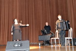 Recital piosenek Edith Piaf