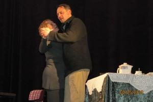 Spektakl teatralny WPADKA
