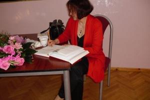 Spotkanie autorskie z HANNĄ KOWALEWSKĄ