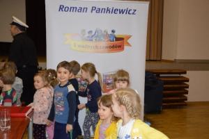 Spotkannie autorskie z Romanem Pankiewiczem