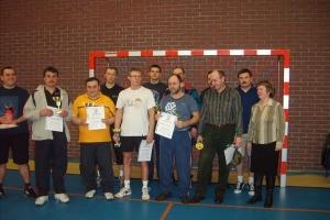 Turniej Tenisa Stołowego dla Oldbojów o puchar Dyrekatora BiOK