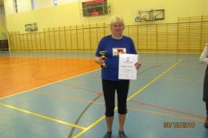 Turniej Tenisa Stołowego dla Oldbojów o Puchar Dyrektora BiOK