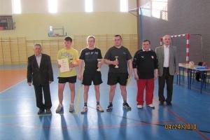 VI Turniej Tenisa Stołowego o Puchar Przewodnicząceg