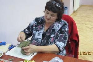 Warsztaty tworzenia ozdób z siana