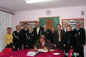 Wizyta gości z Erlangen