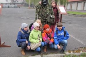 Wizyta w Jednostce Wojskowej 2013 r.