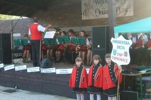 Wojewódzki Zlot Orkiestr Dętych
