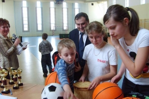 XII Młodzieżowy Turniej Tenisa Stołowego o Puchar Wójta Gminy Ożarowice