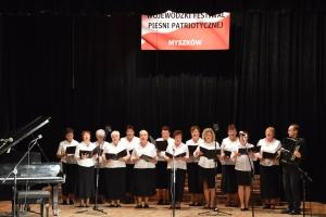 XIX Festiwal Pieśni Patriotycznej w Myszkowie